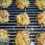 Mom's Oatmeal Carrot Cookies