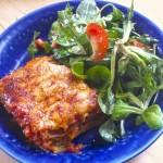 Healthy Eggplant Lasagna