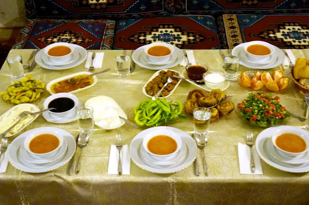 Anatolian Bulgar Stew