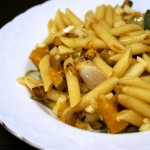 Quinoa Pasta with Butternut Squash and Mountain Sage