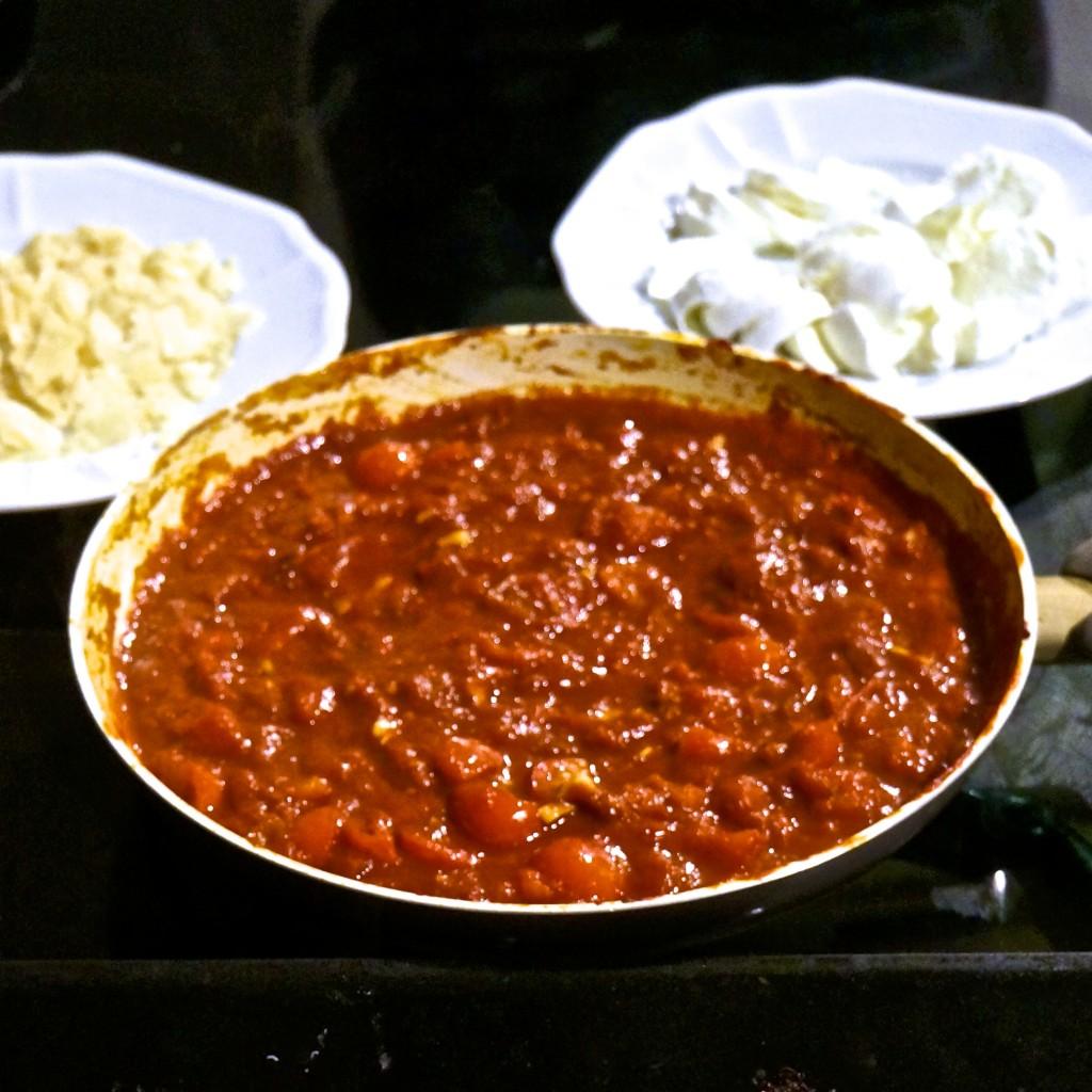 Quattro Pomodoro Sauce
