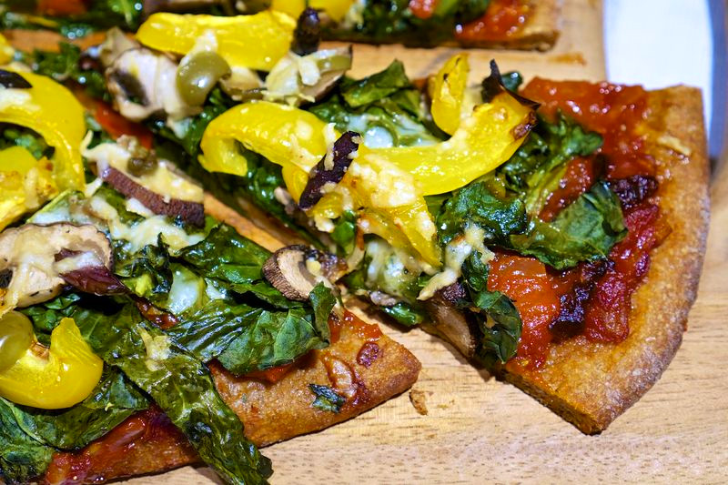 Veggie Lover's Pizza